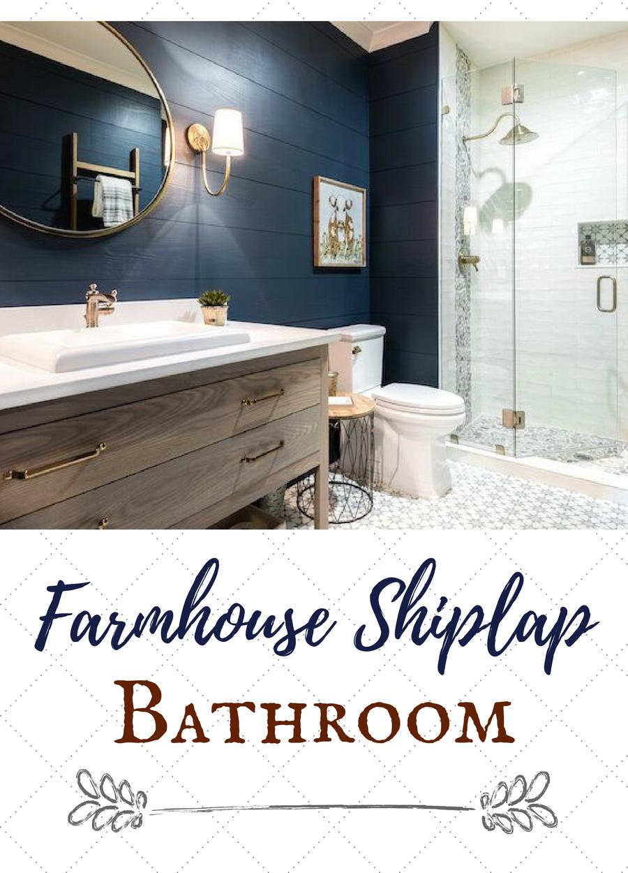Pin by alicia marriott on bathroom ideas | Pinterest | Farmhouse ...