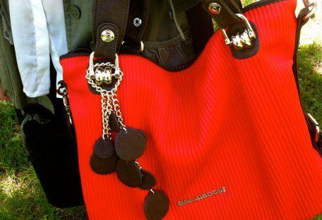 Bolso Naranja   Guy Laroche , . En el armario de nataliachamps desde el 25-4-2012