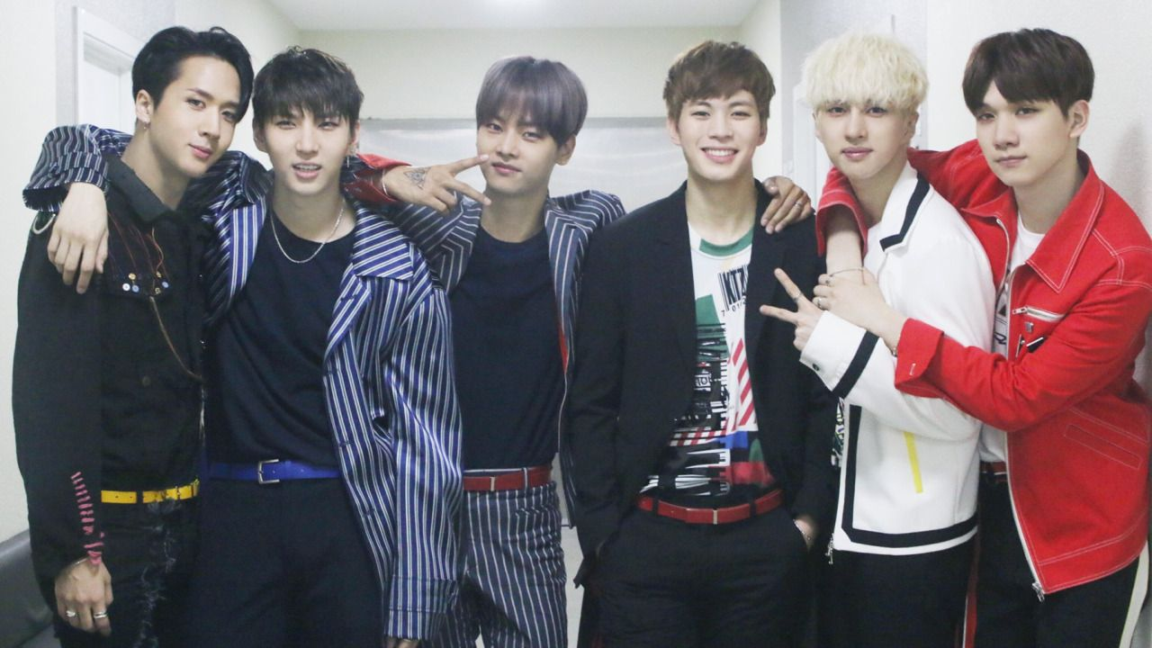 VIXX, = I am Rovix. This is VIXX Agents after finishing their first Music Bank stages for Dynamite and Badbye. Thank you to the Starlight Agents who were on scene and those who cheered from the live broadcast! Trans. cr: fyeah-vixx