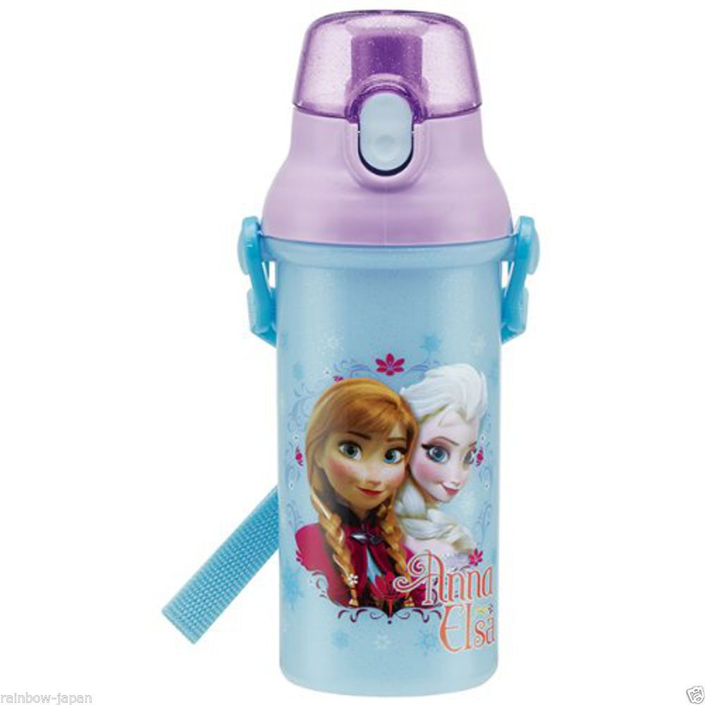 Disney Frozen 2 Lunch Box /& Bottle Set Kids Girl Water Drink School Nursery New