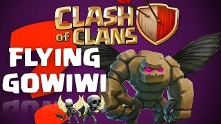Clash of Clans Movies - Flying GoWiWi - YouTube