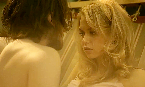 Hemlock grove sex scene