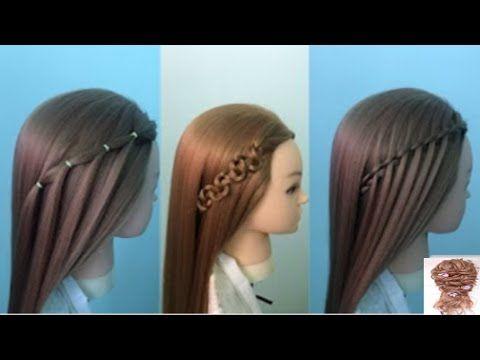 5 peinados faciles y rapidos y bonitos con trenzas p16 - Peinados faciles y bonitos ...