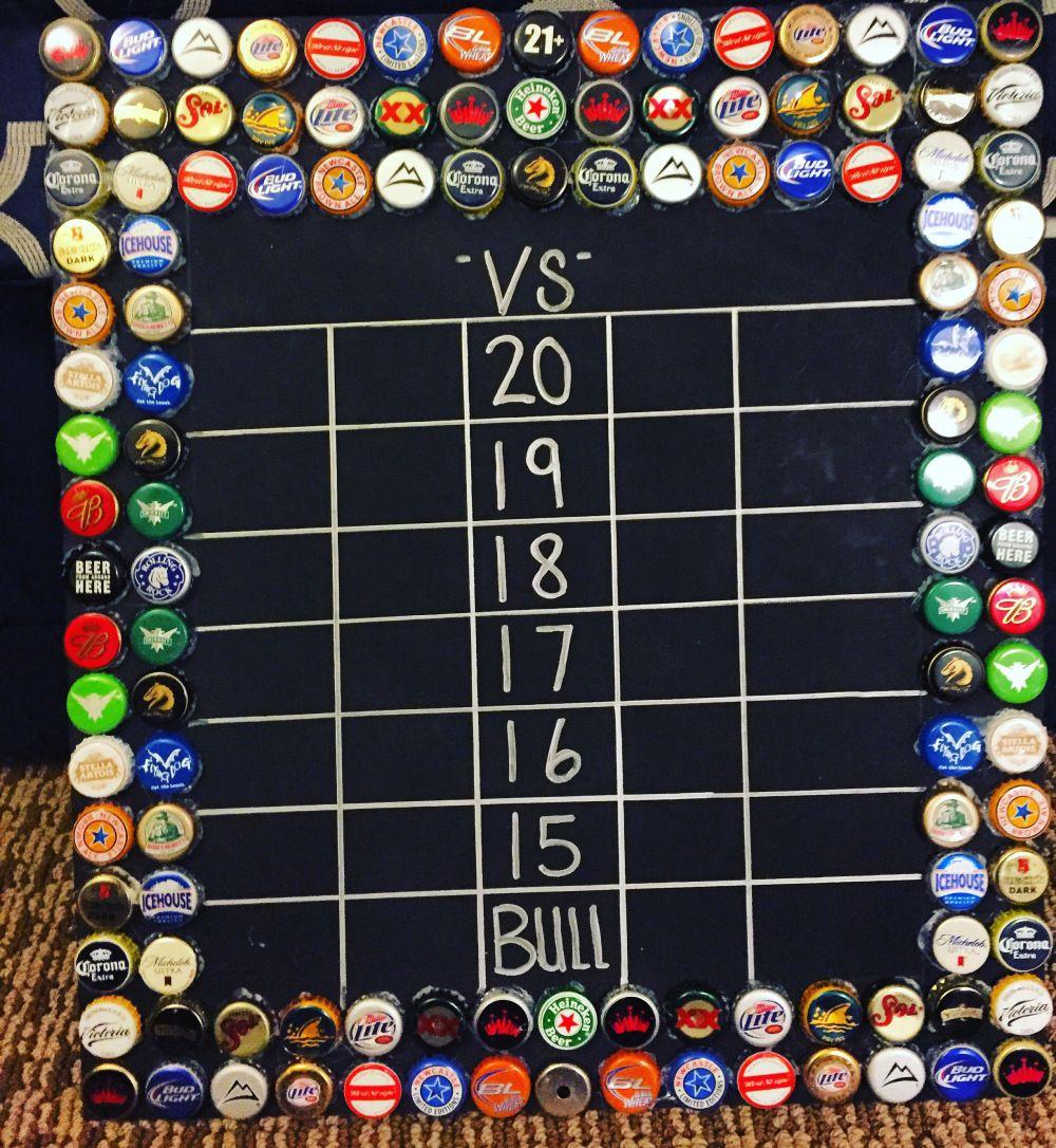 Dart Board Score Board Was A Success!!!