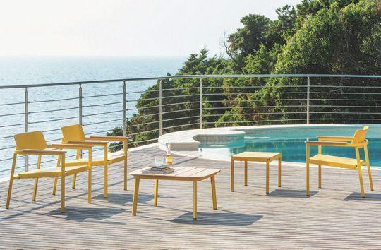 Mobilier de jardin design : 24 meubles et luminaires pour l ...