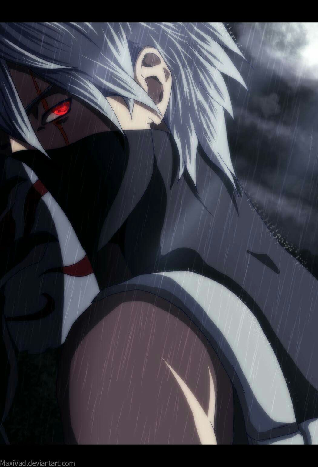 Pin By Gelnar Alshref On Naruto Kakashi Anbu Kakashi