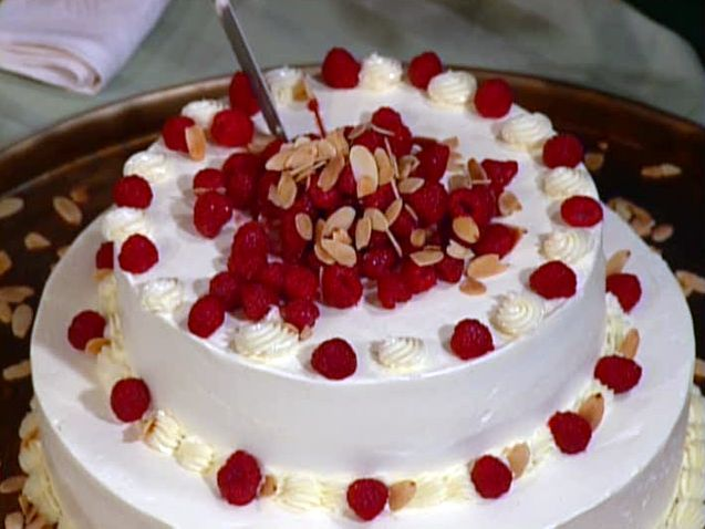 My favorite white cake recipe. Classic White Cake from FoodNetwork.com