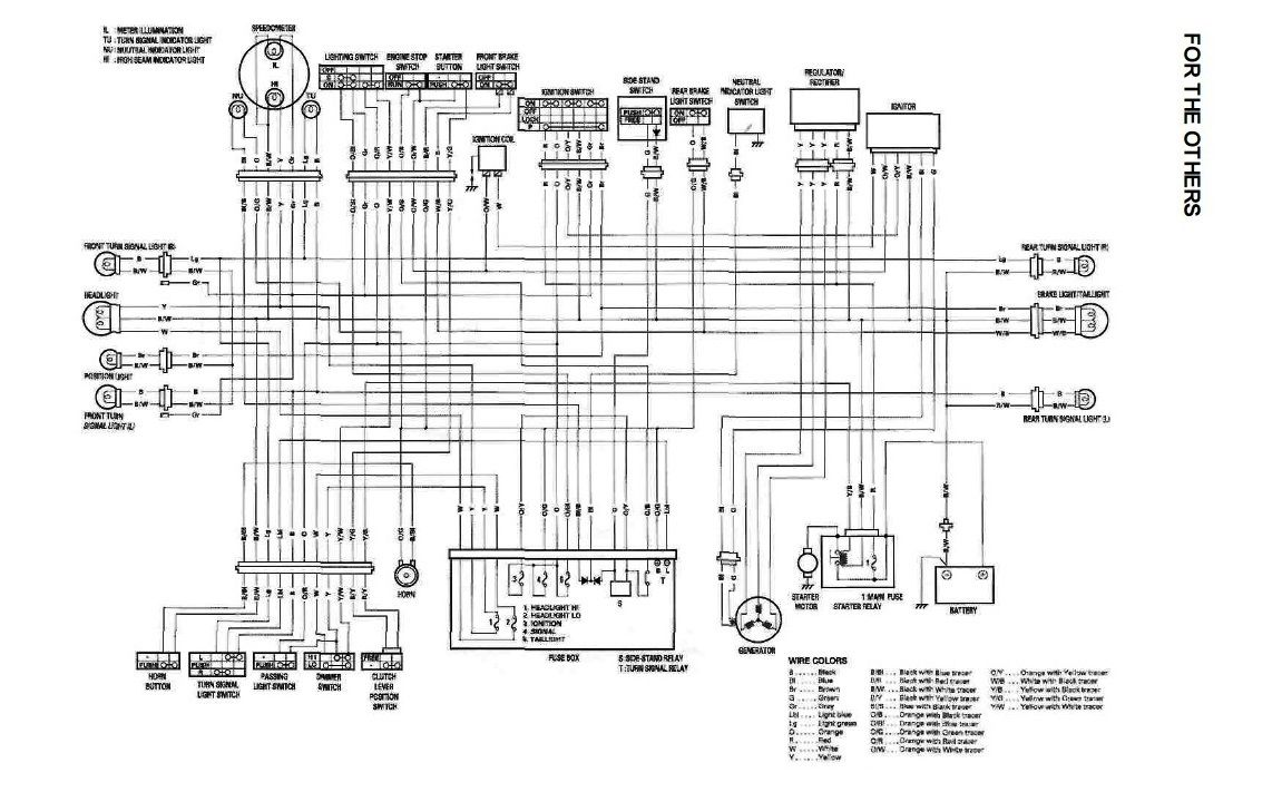 Suzuki Gs 250 Wiring Diagram Wire Center U2022 Rh 66 42 83 38 1981