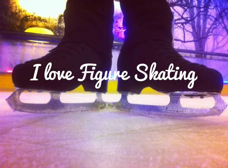 Love figure Skating!
