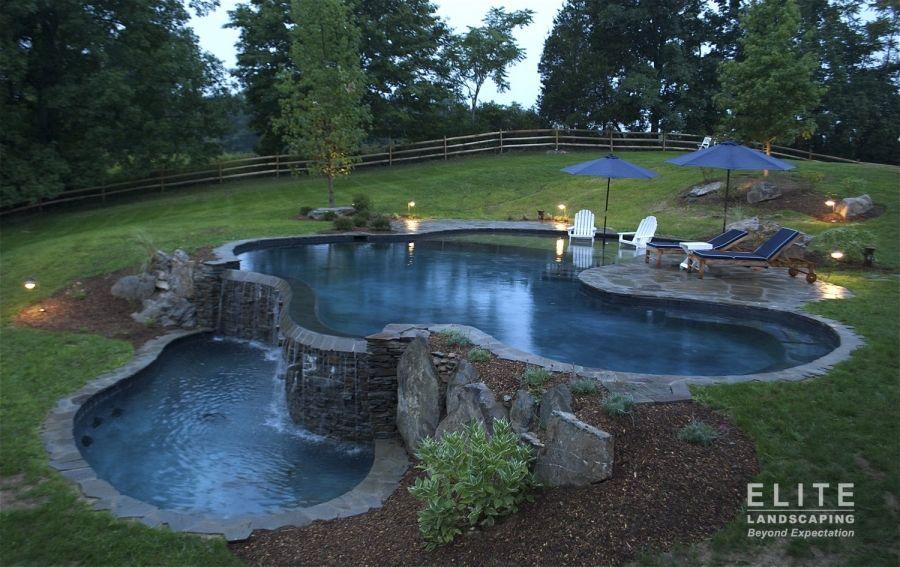 Residential Pool Residential Pool Elite Landscaping