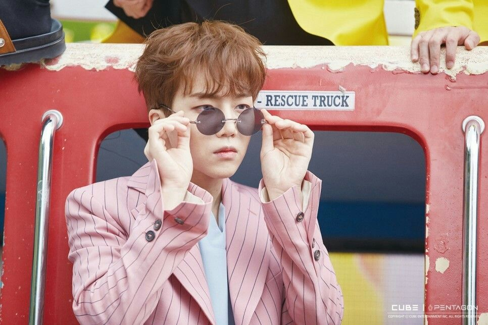 "Jinho | ""Ceremony"" Jacket Shooting Behind the Scenes"