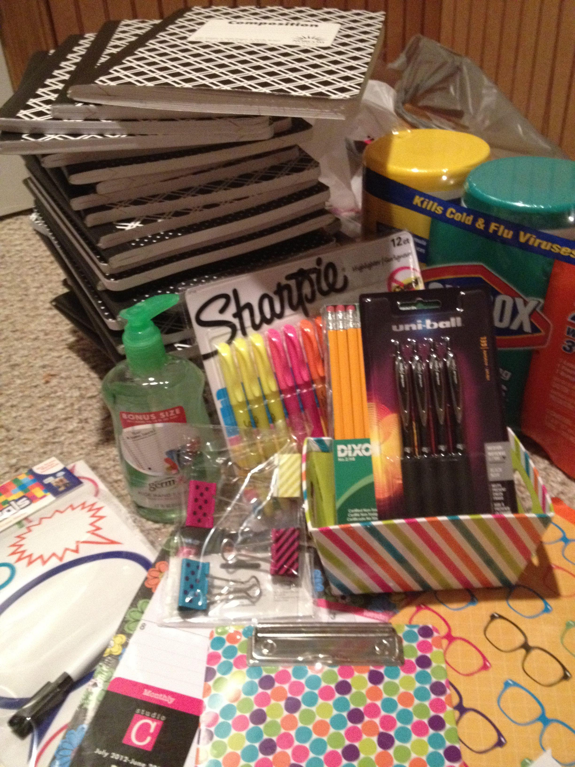 Great Back To School Supplies I Found At Walmart Smithtownspeech
