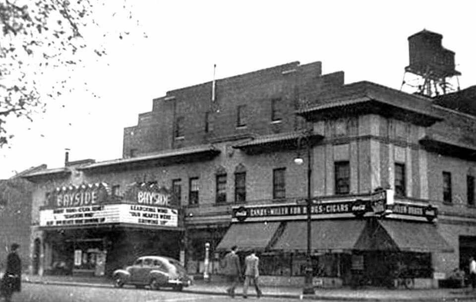 The Bayside Movie Theater On Bell Bayside Queens Nyc Nyc History