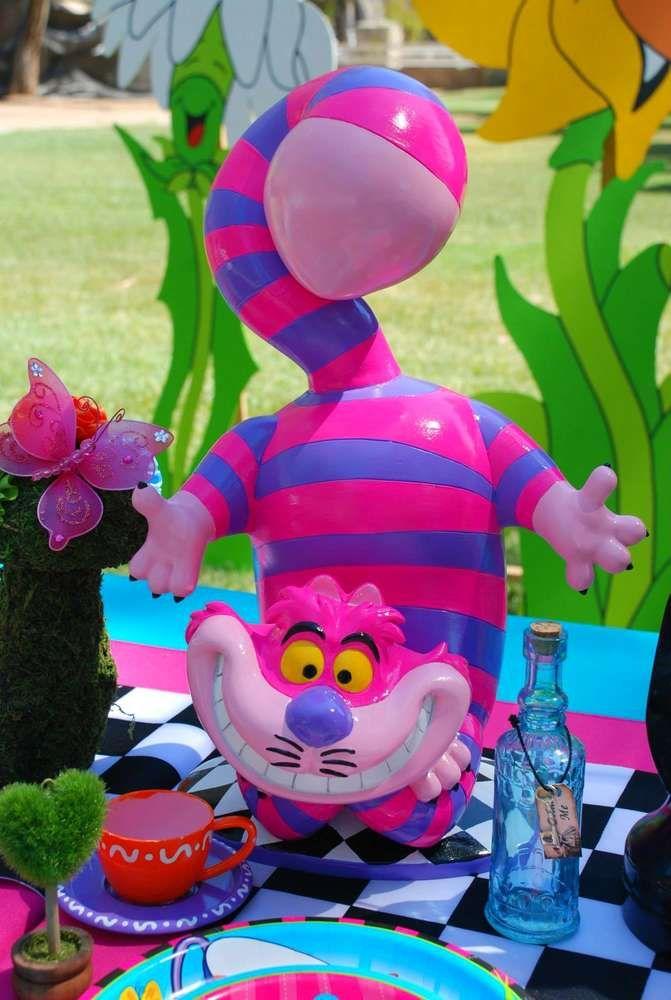 Alice in Wonderland / Mad Hatter Birthday Party Ideas | Pinterest ...