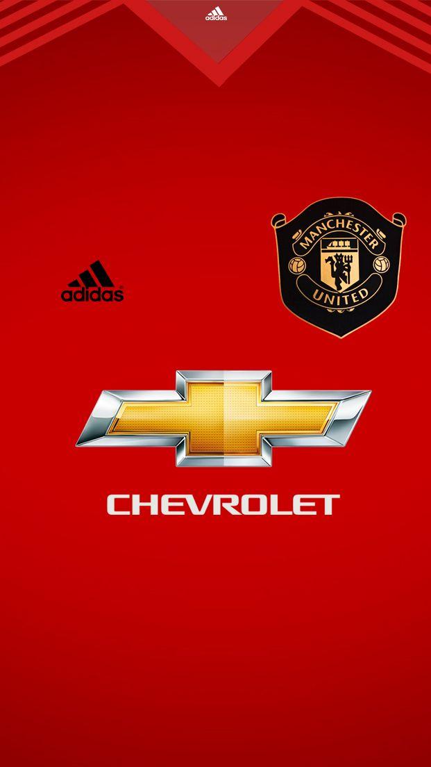 Manchester United 2019 2020 Kit Wallpaper Sepak Bola Gambar Sepak Bola Olahraga