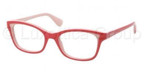 4f9b6273549 Prada Eyeglasses VPR 05P PINK KAX-1O1 VPR05P « Impulse Clothes ...