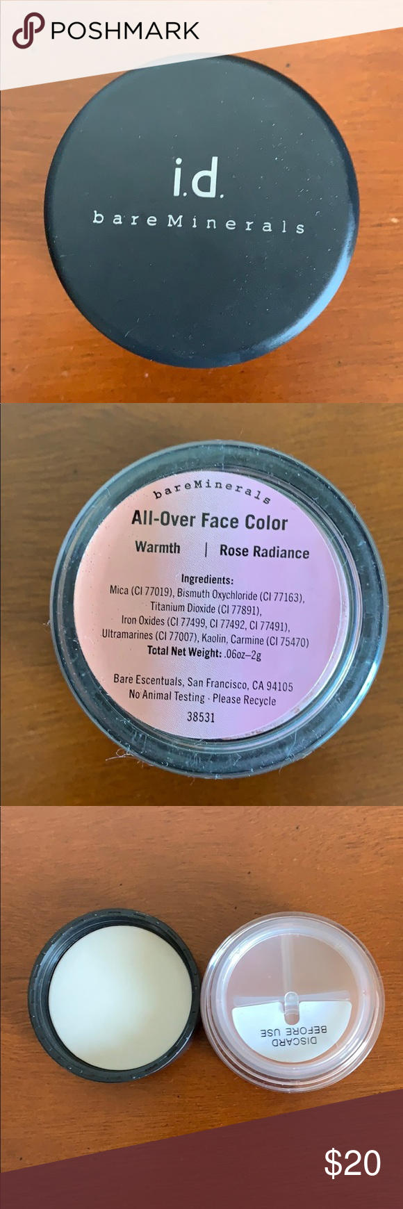 Bare Minerals All Over Face Color Foundation Bare Minerals Warmth Bare Minerals Makeup Hair Care Gifts