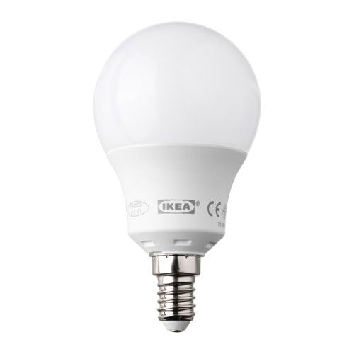 Ledare Ampoule Led E14 Ikea Ikea Pinterest Incandescent Bulbs