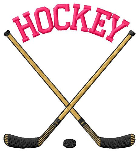 Machine Embroidery Designs Hockey Sayings Google Search Hockey Stick Hockey Machine Embroidery Designs