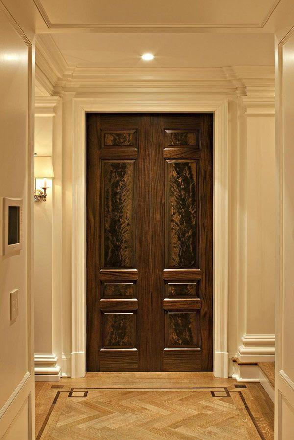 Entrance Door Beautiful Room Designs Wood Doors Interior
