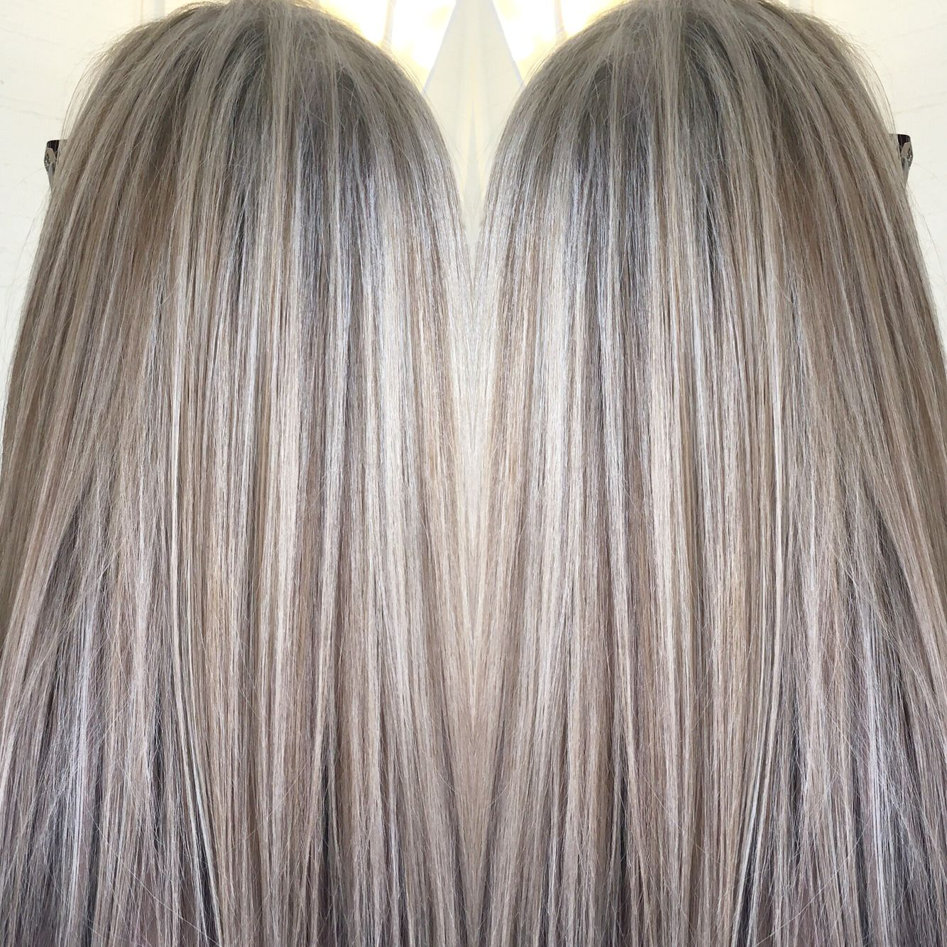 Blended Blonde Highlights And Lowlights By April Hills Blonde