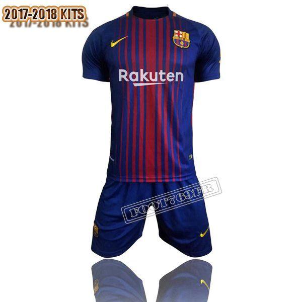 Maillot Domicile FC Barcelona soldes