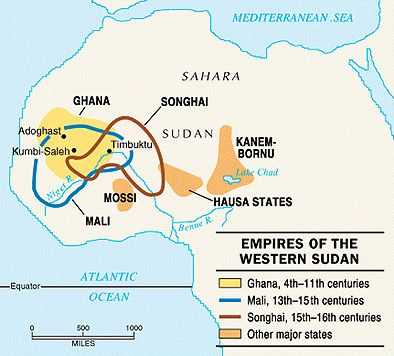 Empires of the western sudan emerged in the sahel region bantu the western africa ghana empire fell under the warfare leadership of sundiata keita leading to the rise of the mali empire ccuart Image collections