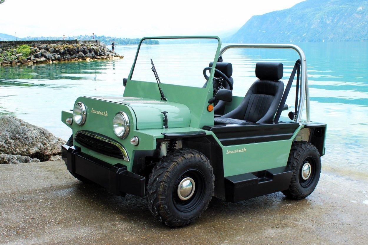 Lazareth Amphibie 7 1600x1200 Mini Vehicles Golf