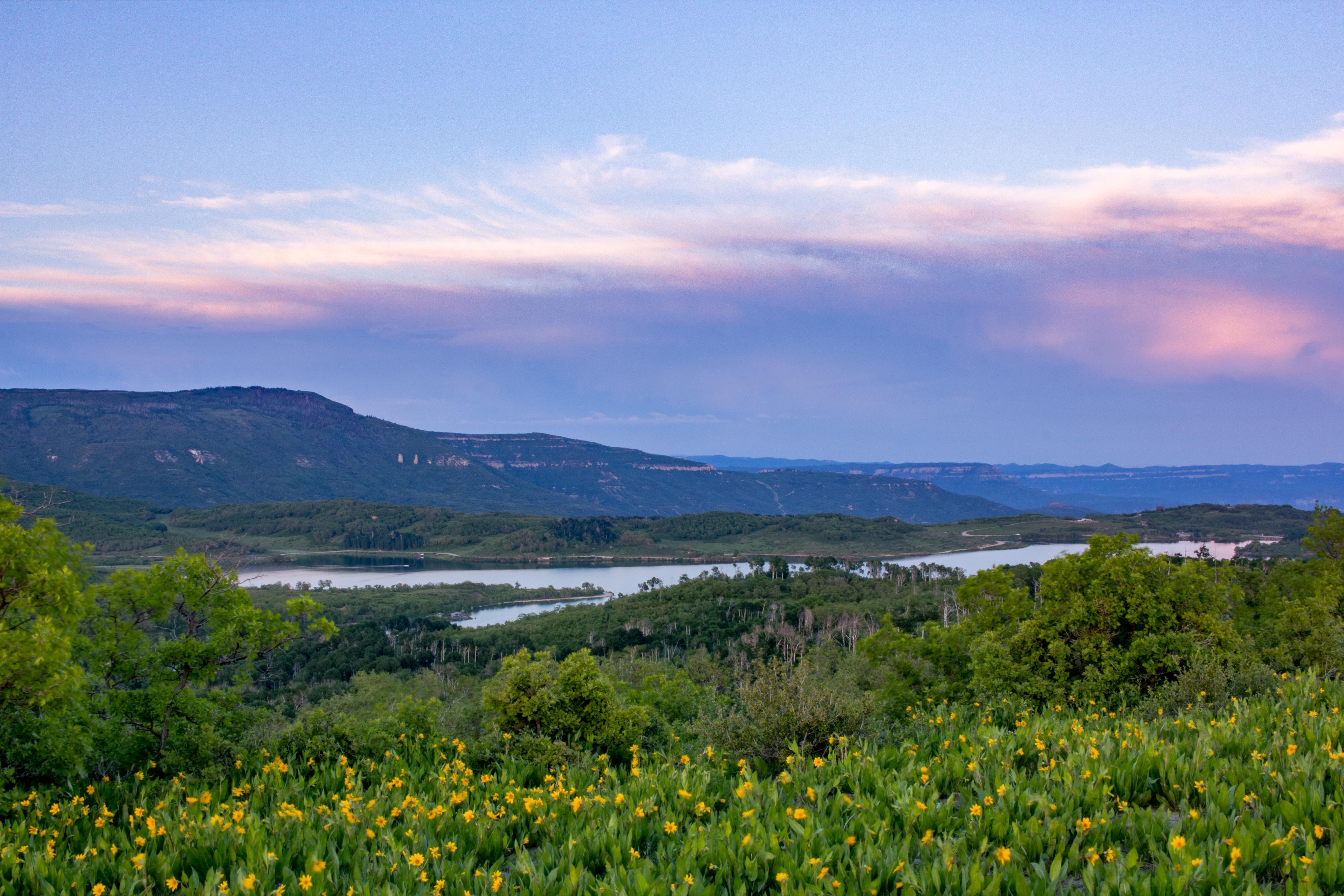 Kolob Mountain Reservoir Utah [OC] [5179x3453]