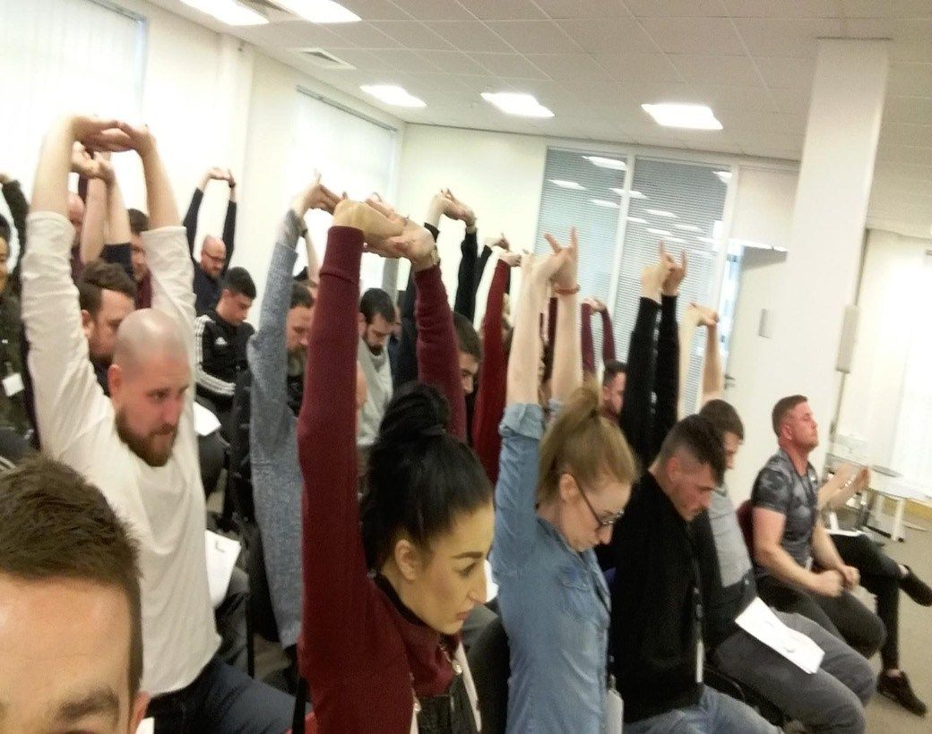 Health Seminars Fitness Training by Next Level Fitness Instructor in Cork City