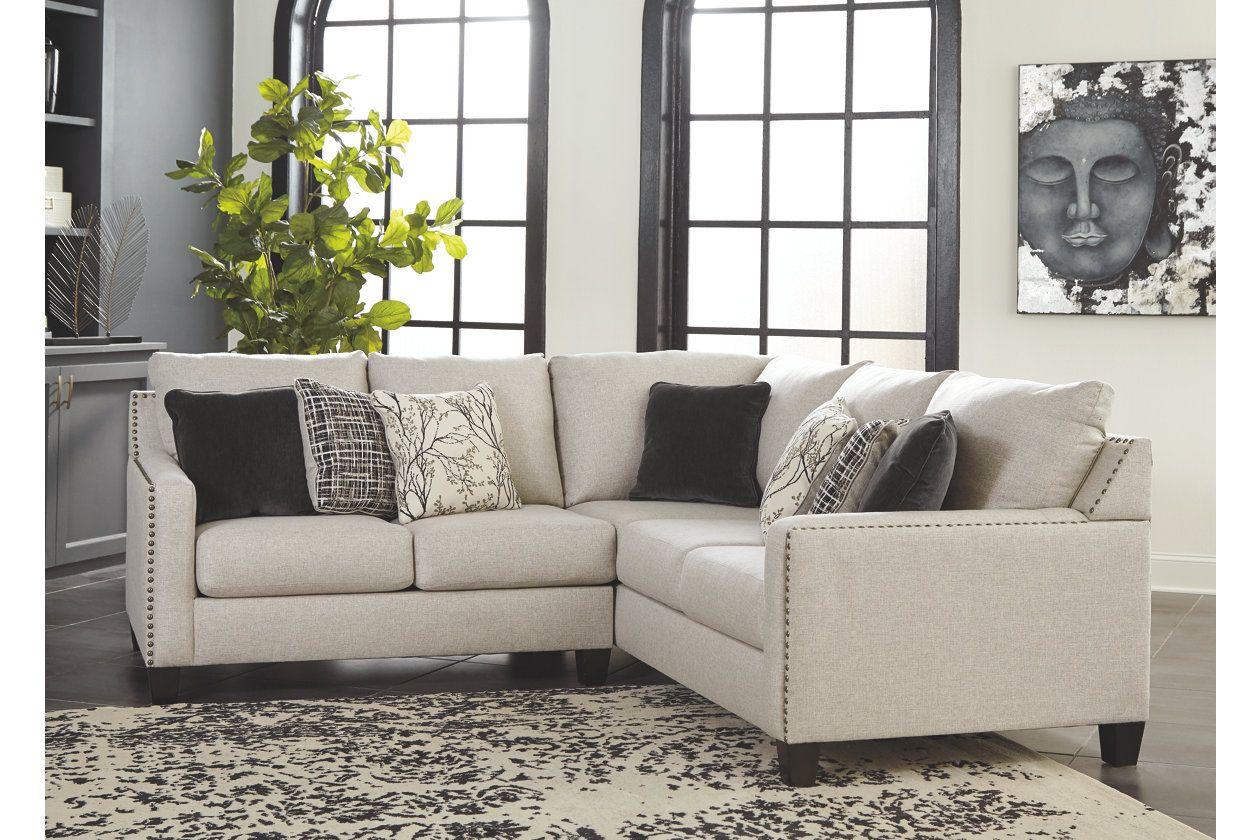 Hallenberg 2 Piece Sectional Ashley Furniture Homestore