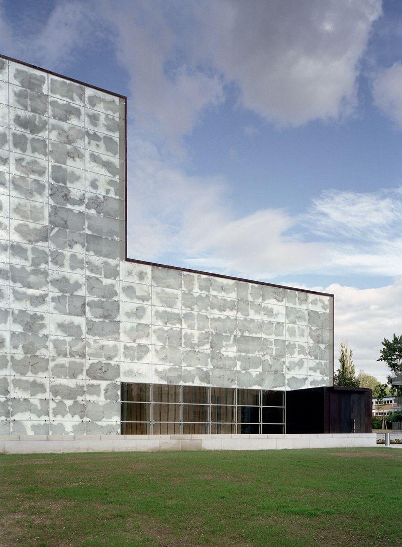 Nueva sede para el Deutsche Bundesbank Arquitectura, La