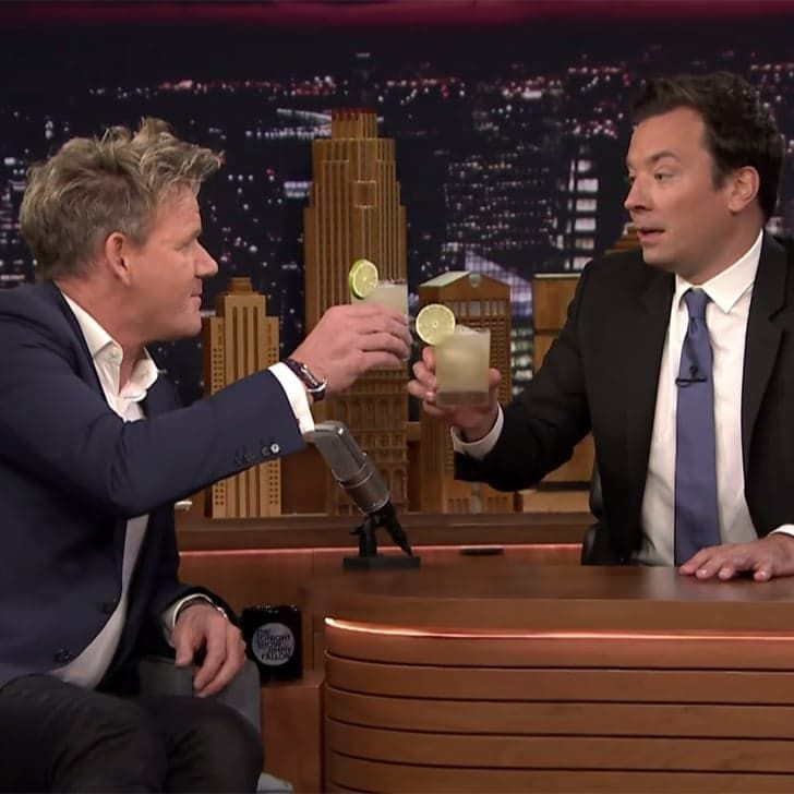 Gordon Ramsay on The Tonight Show June 2016 | POPSUGAR Food Hi Everybody, I am an Author, Entrepreneur, Product Developer, Future Philanthropist,Visionary, Word Tee and Rap Writer. And an aspiring Voice Actor:) Check out my Website ~ www.BillionDollarBaby.biz ~ My 11 Boards ~ Discover what can make Dreams come true:) Share the Knowledge, Power, Wisdom, Beauty and May Love, Light and Blessings Shine Upon You! Register for F*R*E*E Now: http://dreamscometrue22.thwglobal.com