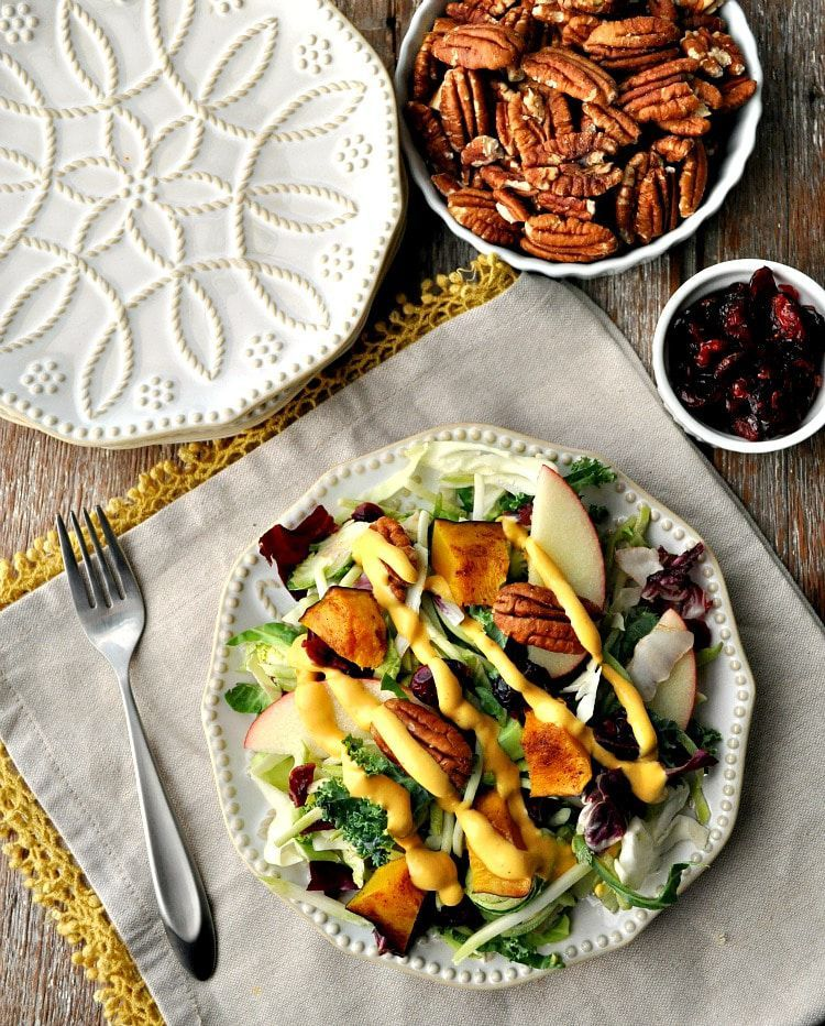 Thanksgiving Salad Recipes That Are Full Of Fall Flavors