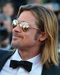 3964dc9ca72 Check out Brad Pitt in Sama Eyewear s