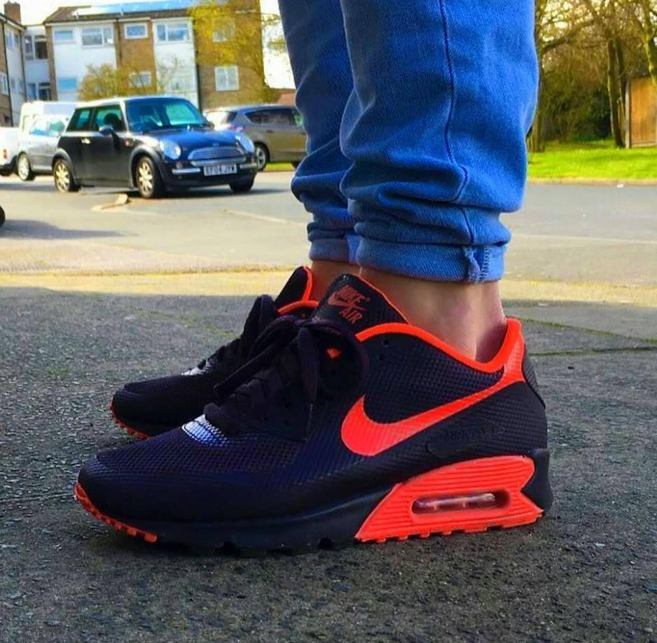 Top 10 NikeID Air Max 90 Designs | Zapatos nike, Calzado