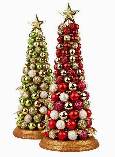 DIY: Christmas Tree Tutorial by Delores Musser