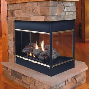 If You Re Contemplating Building A New Home This Spring Visit A Mendota Hearth Dealer To Learn About Luxury Gas Fire In 2020 Home Building A New Home Fireplace Option
