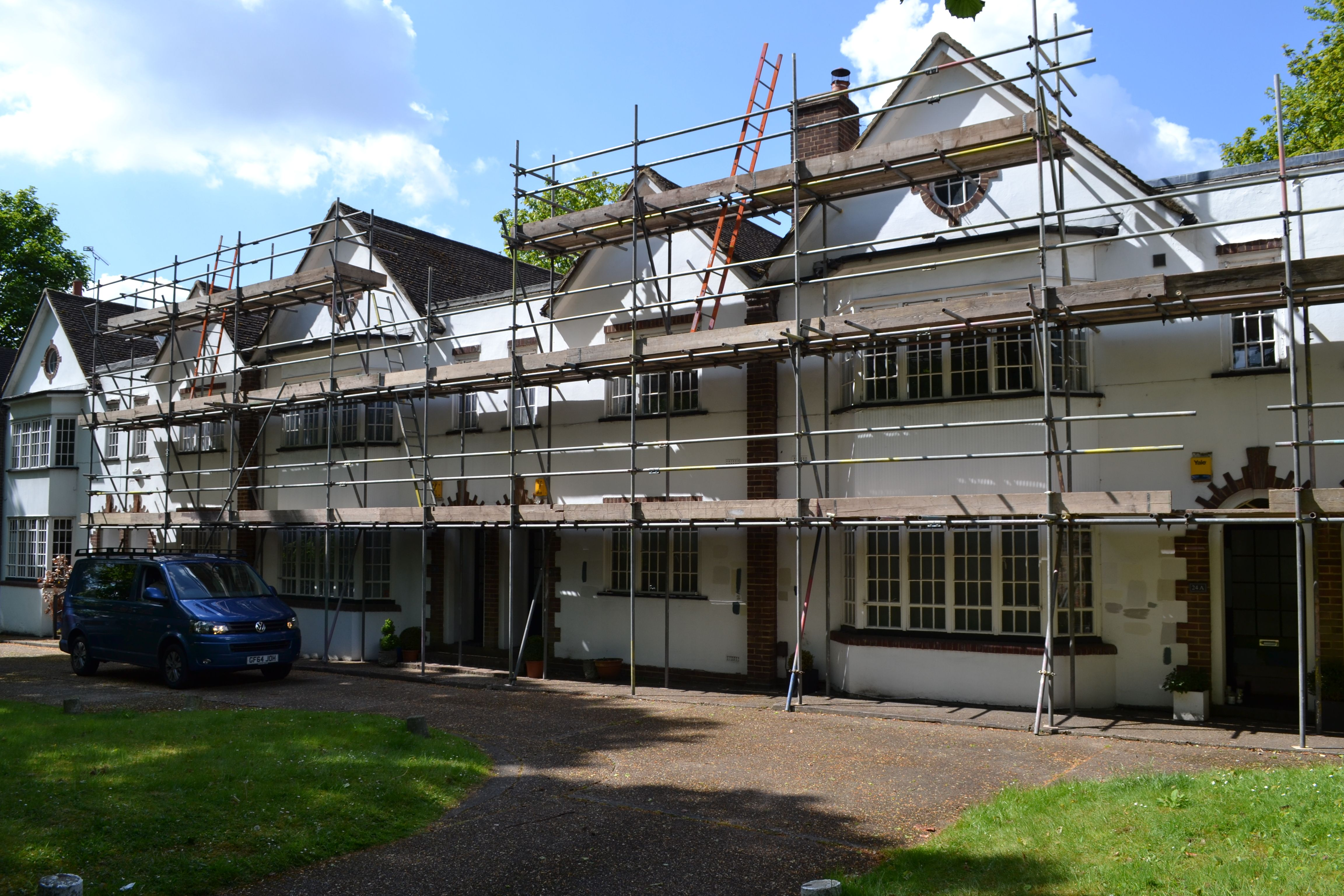External repairs and decoration our gallery pinterest