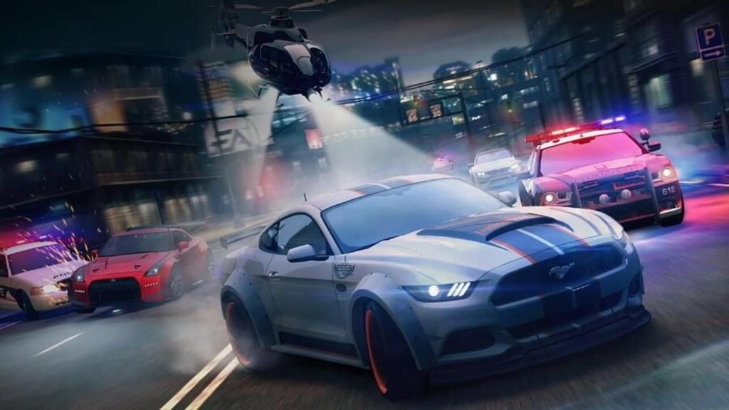 Need for Speed: No Limits - A k a  NFS Most Wanted Lite