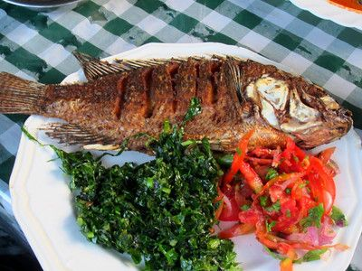 Fried fish kenyan food cuisine world pinterest for Oak city fish and chips menu