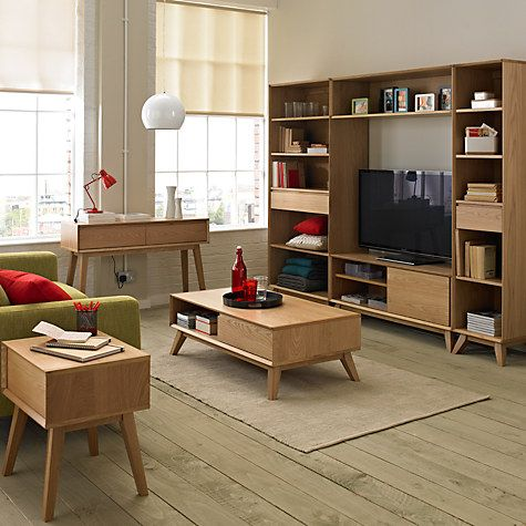 Buy House by John Lewis Stride TV Stand for TVs up to 47\