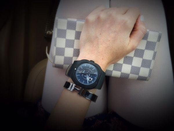 BST đồng hồ The Mach cánh quạt máy bay