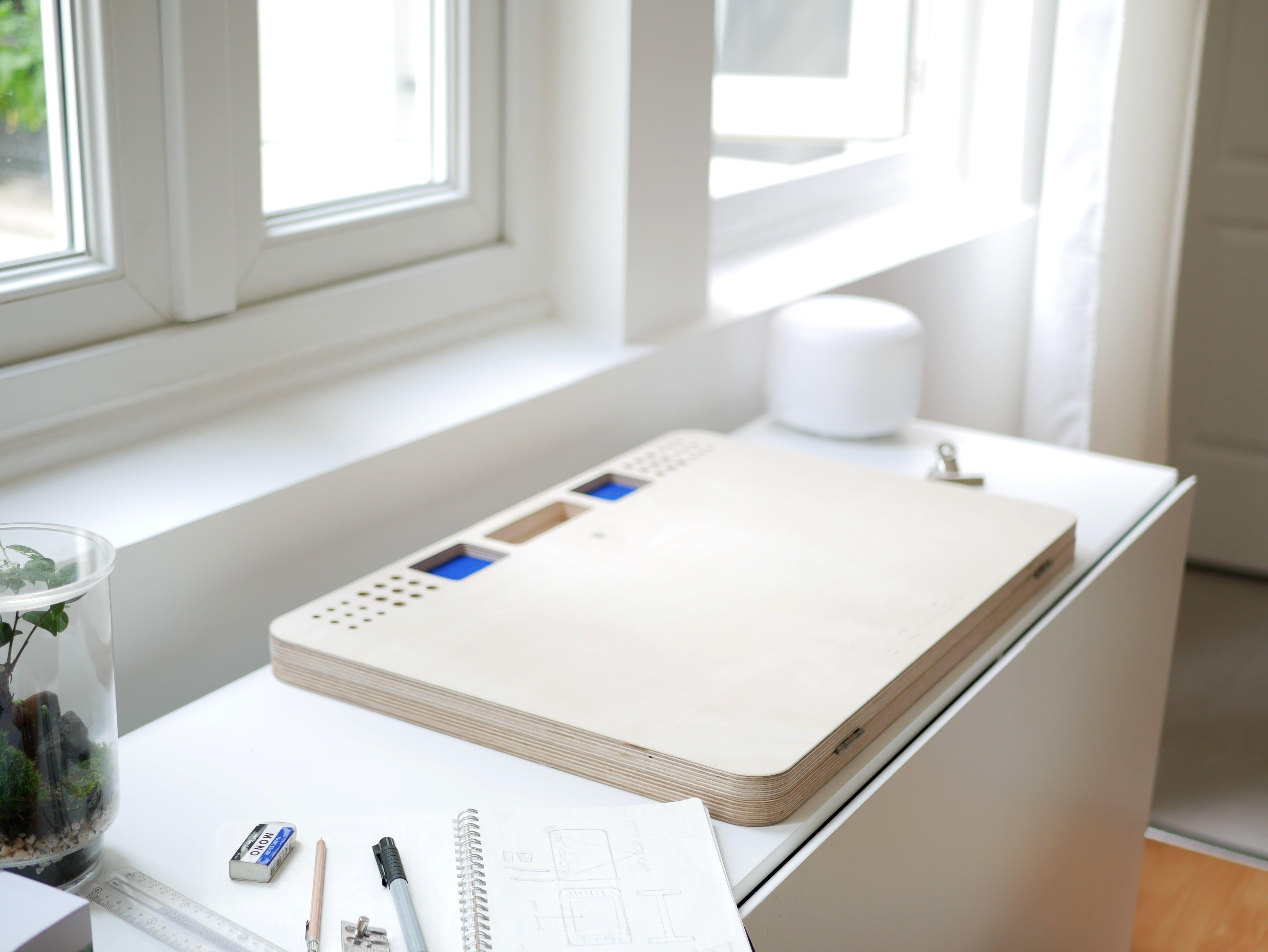 My drawing board la table à dessin par benjamin benais in 2018 diy