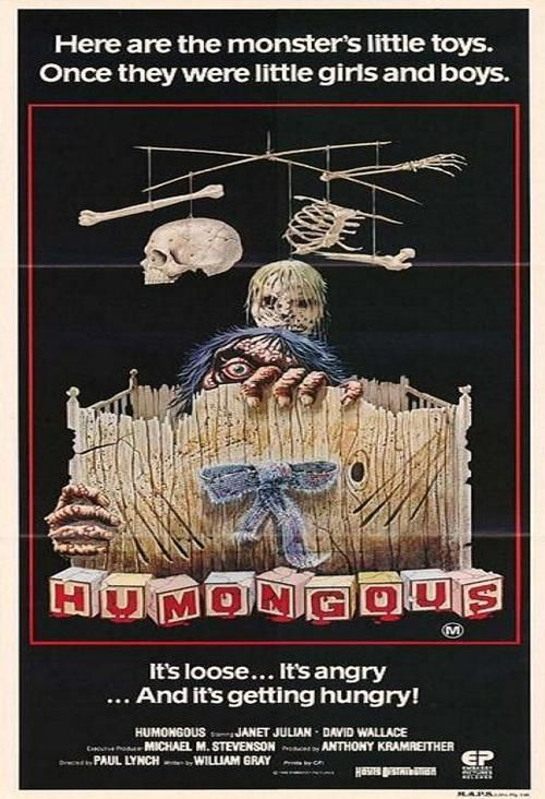 80s horror movies | Tumblr | MOVIE POSTERS SCI FI, HORROR