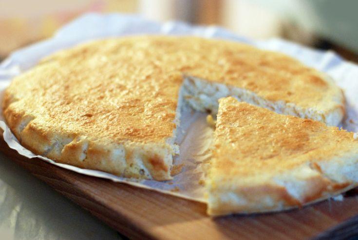 Fotorecept: Citrónový osviežujúci koláč