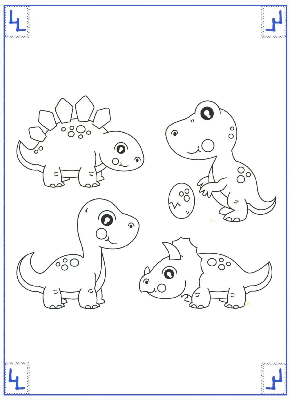 Baby Dinosaur Coloring Pages Printable Shelter Dinosaur Coloring Pages Preschool Coloring Pages Dinosaur Coloring