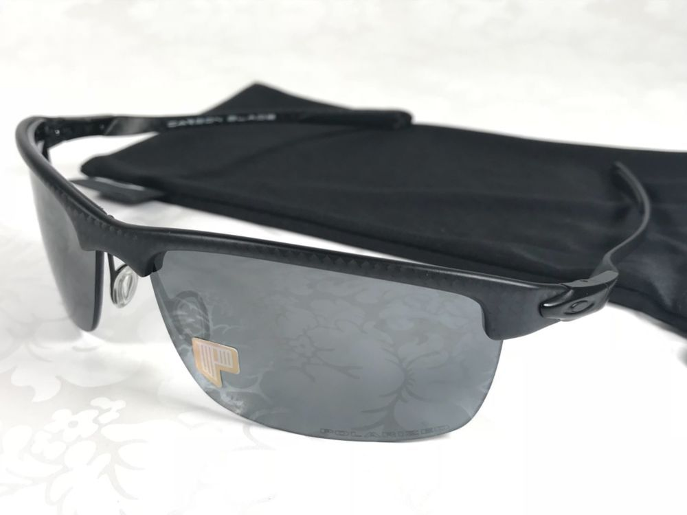 0a4a36b911 NEW OAKLEY CARBON BLADE POLARIZED 9174-03  fashion  clothing