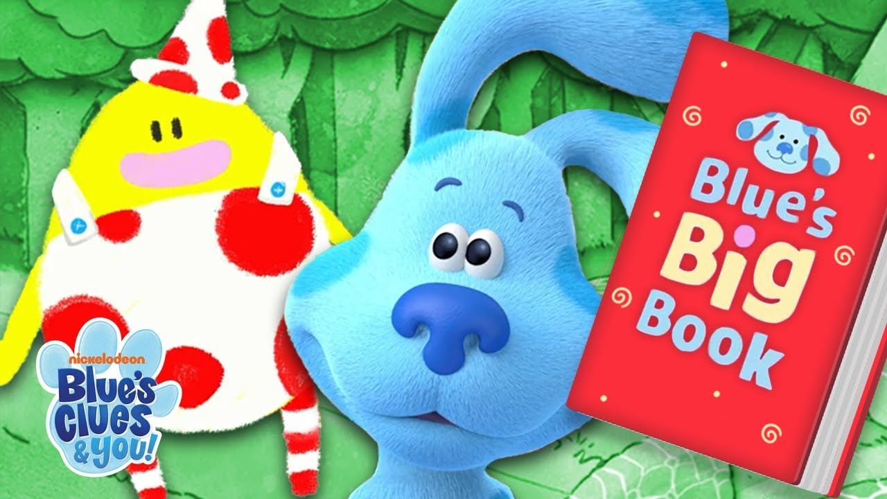 Nursery Rhyme Story Time With Josh Blue 7 Story Book Forest Blue Blue S Clues Nursery Rhymes Storybook