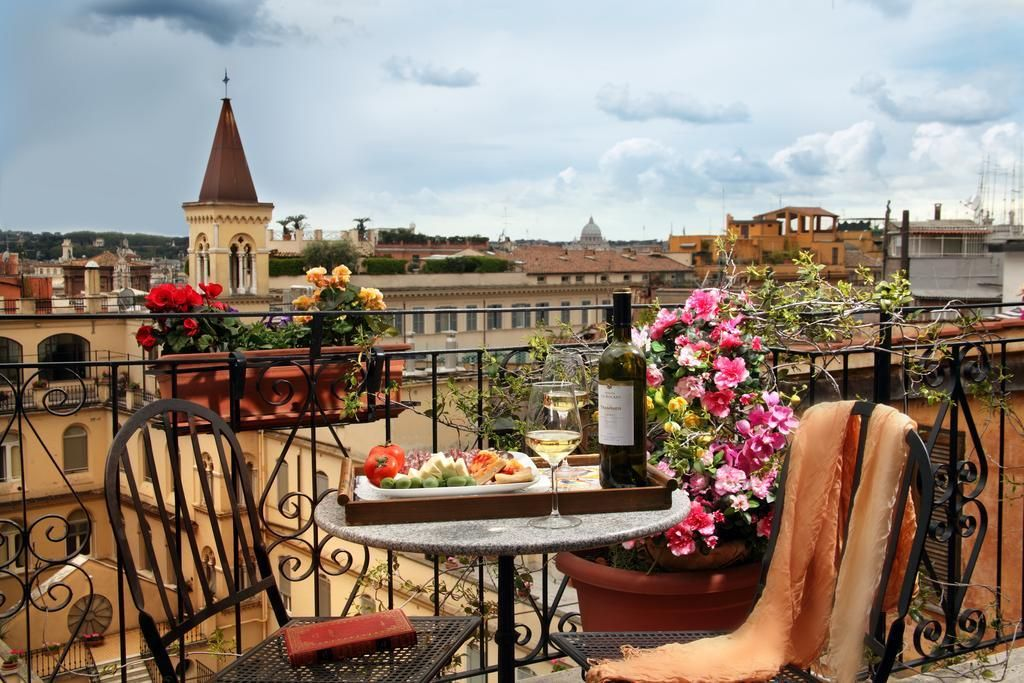 Hotel Modigliani Rome (Italy) (With images) | Hotels rome ...